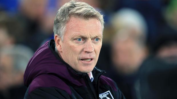 David Moyes is searching for his first win as West Ham boss