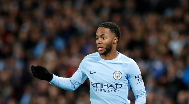 Raheem Sterling has been in fine form for Manchester City this season
