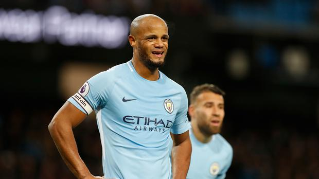 Vincent Kompany expects Manchester City to learn from recent games against Huddersfield and Southampton