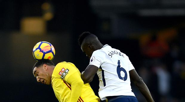 Mauricio Pochettino on Dele Alli's anger in Spurs draw at Watford