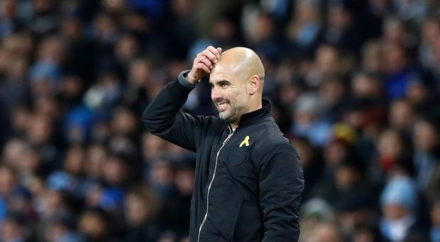 Manchester City manager Pep Guardiola insists there will be no complacency against West Ham