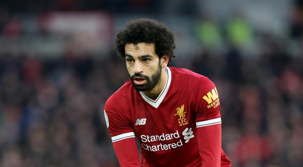 I Want To Win Titles Here Mohamed Salah Predicts