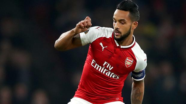 Everton could make a move for Arsenal's Theo Walcott, it is reported