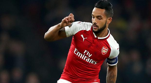 Everton could make a move for Arsenal's Theo Walcott it is reported