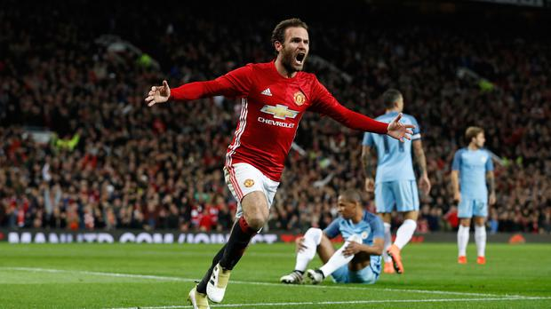Juan Mata hopes to see the gap to Manchester City reduce at the weekend
