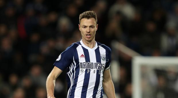 Jonny Evans could be a wanted man in January