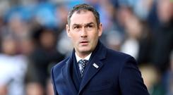 Swansea boss Paul Clement, pictured, expects relegation rivals West Brom to be more adventurous under Alan Pardew.