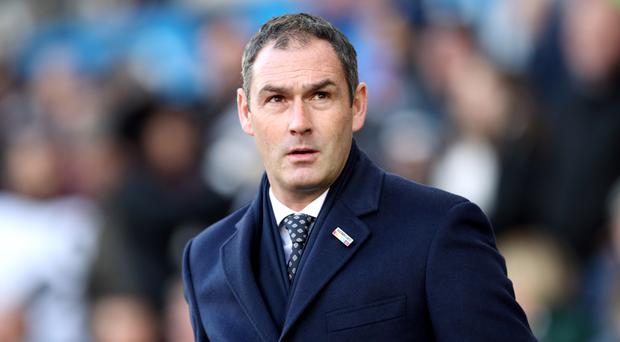 Paul Clement: 'Swansea City players are behind me'