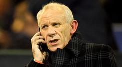 Peter Reid. Photo: PA Archive/Press Association Images