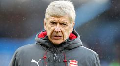 Arsenal manager Arsene Wenger was left to rue another slow start by his side