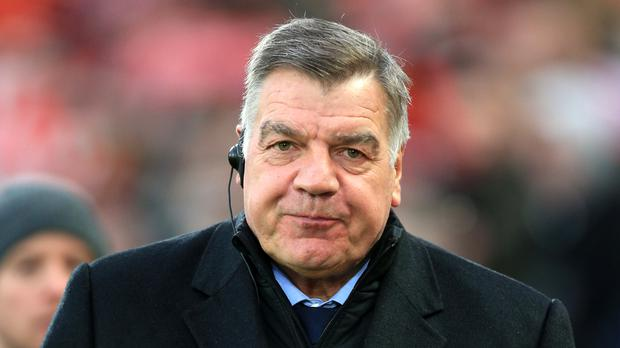 Sam Allardyce's unbeaten start at Everton continued