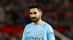 Ilkay Gundogan does not believe the title race is over despite Manchester City's 11-point lead over rivals Manchester United