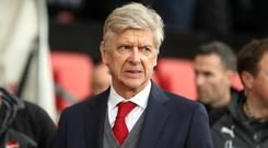 Arsene Wenger thinks teams can be disrespectful in their celebrations