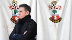 Claude Puel was sacked by Southampton in June