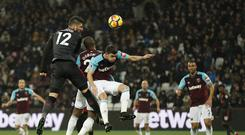 Arsenal were frustrated by West Ham