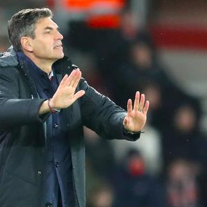 Mauricio Pellegrino's Southampton were hammered on home soil on Wednesday