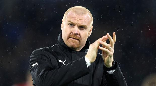 Burnley manager Sean Dyche loves winning 1-0