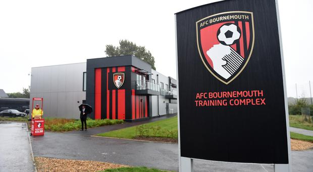 Bournemouth are looking to build new, state-of-the-art training facilities