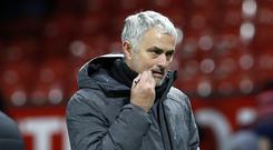 Jose Mourinho has been asked to explain his pre-derby comments to the FA