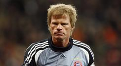 Oliver Kahn wished he had joined Manchester United in 2003