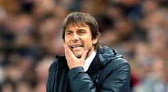 Chelsea head coach Antonio Conte says time is running out in the Premier League title race