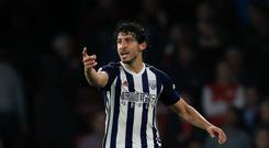 Ahmed Hegazi initially joined West Brom on loan from Al Ahly