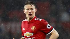 Nemanja Matic sees England honours in Scott McTominay's future