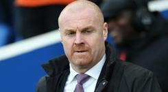 Sean Dyche is not getting carried away