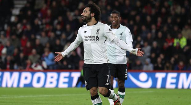 Mohamed Salah makes ominous prediction about his Liverpool FC form