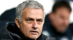 Jose Mourinho will not give up on the title chase