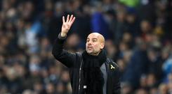Manchester City believe manager Pep Guardiola is keen to stay at the club