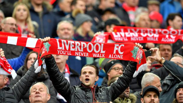 Liverpool fans would like a reduction in ticket prices