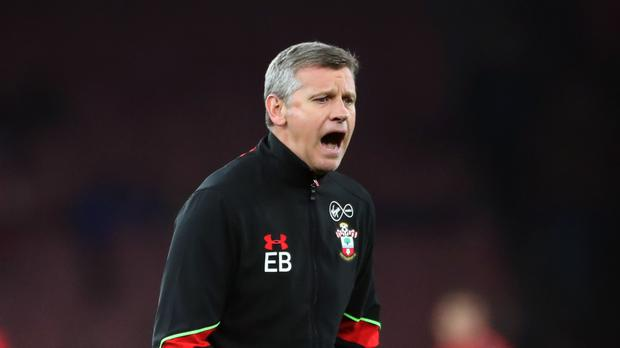 Eric Black has resigned from his role at Southampton
