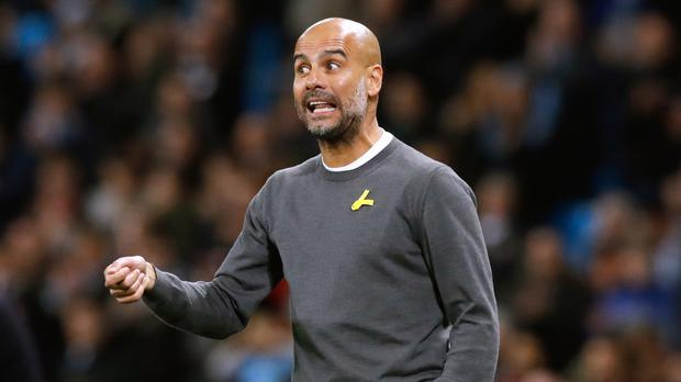 Pep Guardiola thinks players should get more protection