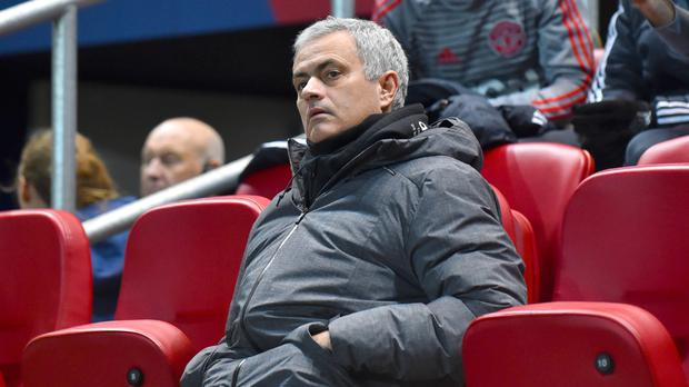 Jose Mourinho is not happy with his side's festive schedule