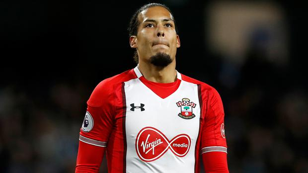 Is Virgil van Dijk on his way out of Southampton?