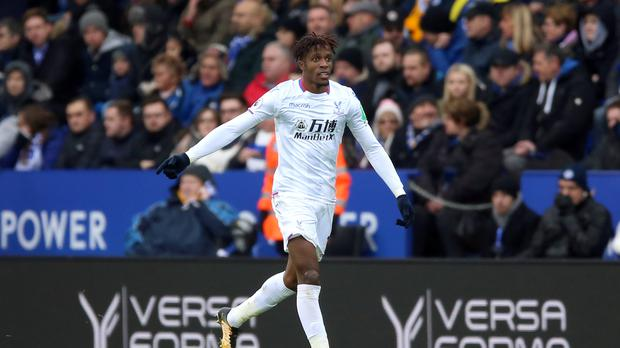 Wilfried Zaha has been linked with Manchester City, Chelsea and Arsenal