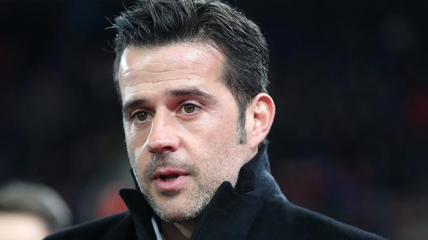 Marco Silva last tasted victory almost a month ago