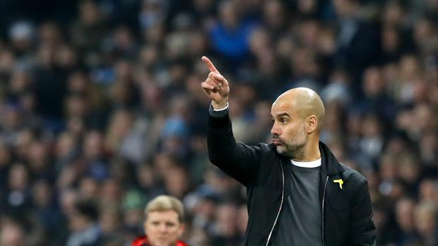 Manchester City manager Pep Guardiola is looking for an 18th successive league victory at Newcastle