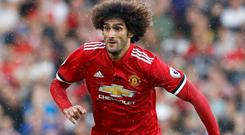 Marouane Fellaini is reportedly ready to leave Manchester United