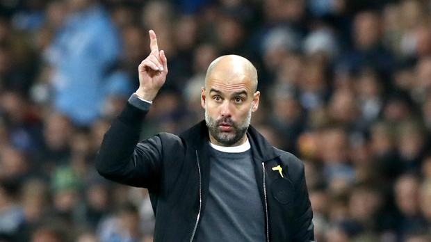 Manchester City manager Pep Guardiola has switched his attention to Newcastle