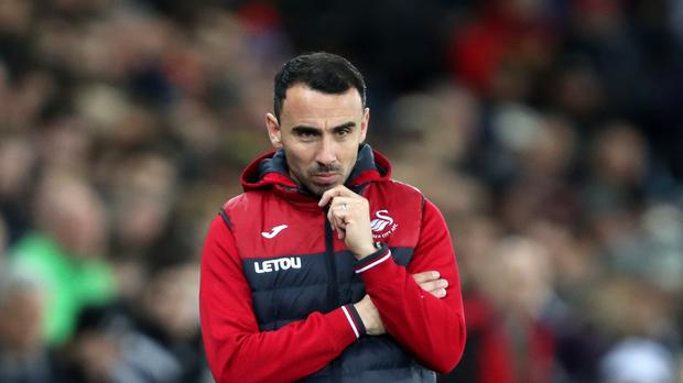 Caretaker boss Leon Britton lamented basic errors which led to Swansea's 5-0 defeat at Anfield