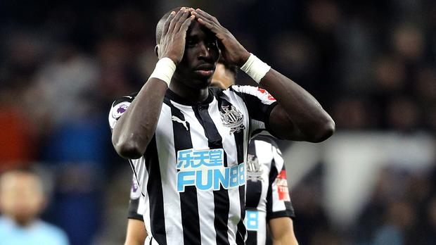 Mohamed Diame insists Newcastle's game plan against Manchester City almost paid off