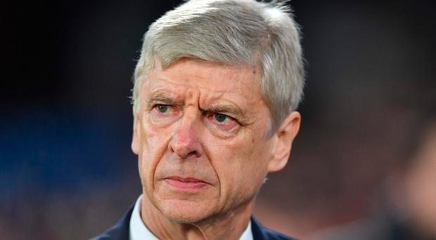 Wenger sets Premier League record for games managed