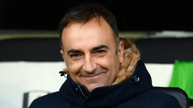 New Swansea manager Carlos Carvalhal, pictured, believes Renato Sanches can overcome a difficult start at Swansea