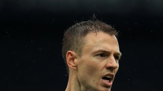 West Brom captain Jonny Evans joined the Baggies from Manchester United in 2015.