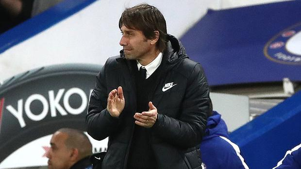 Chelsea manager Antonio Conte has high hopes for the new year