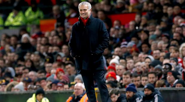 Jose Mourinho's side were frustrated by Southampton