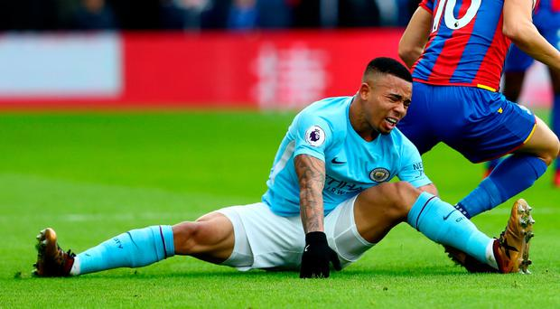 Manchester City's Winning Streak Ends After Goalless Draw Against Crystal Palace