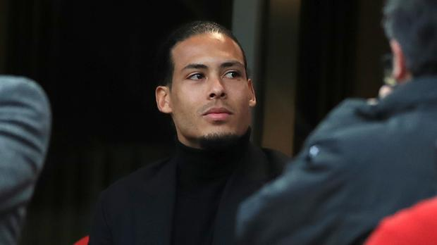 Virgil van Dijk has completed his world record move to Liverpool